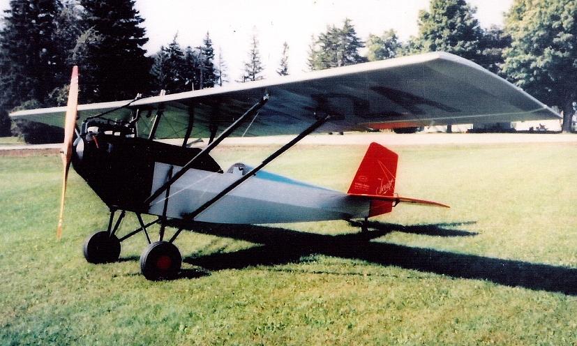 Pietenpol Sky Scout | Fillmore County, Minnesota